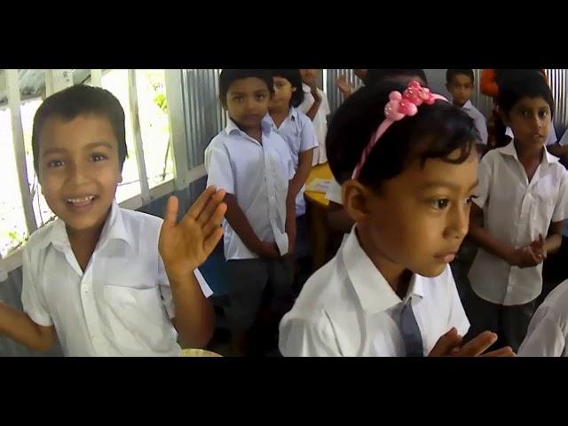 GMFC WFF SCHOOL CHILDREN BANGLADESH