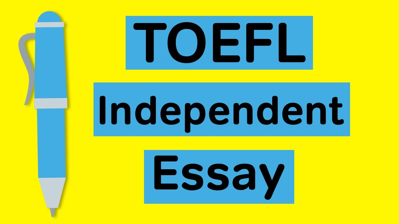 TOEFL Writing Tips for Answering SlideShare