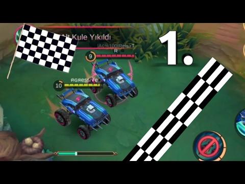 JOHNSON YARIŞLARI (RACING)   Mobile legends