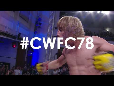 UFC FIGHT PASS: Cage Warriors 78 - This Saturday