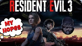 resident evil 3 remake leak discussion