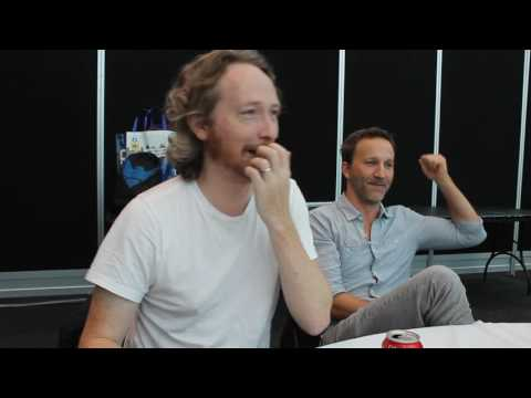 """NYCC 2016: Interview with Zeb Wells and Breckin Meyer of """"SuperMansion"""""""