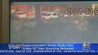 Police Superintendent Wants Body Cam Video Of Teen Shooting Released