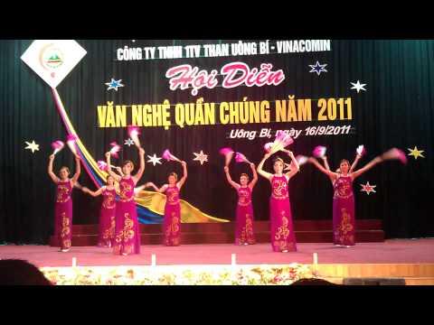 Hội diễn văn nghệ quần chúng Cty than Uông Bí