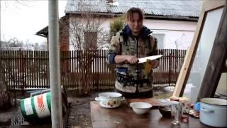 Готовим на мангале: нежный шашлык из кролика(Что можно сделать с кроликом, кроме как потушить в сметане? Конечно, из кролика можно сделать еще и шашлык!..., 2016-03-14T15:33:01.000Z)