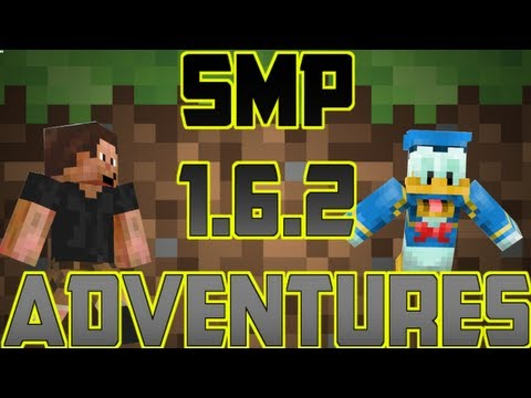 (SMP) Minecraft 1.6.2 Adventure's 2013 Ep-1 Meeting As Stranger's Leaving As Buddies! #Minecraft