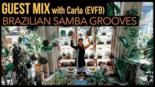 Guest Mix: Brazilian Samba Grooves with Carla from Batukizer (EVFB) - samba music brazil drums