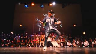 MICHAEL FALLORINA, Kinjaz - Front Row - The Beat Down 2015