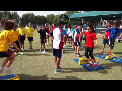 EIS J Year 4 Sports Day 2017 18