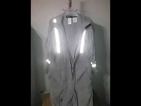 On Auction: FR High Visibility coverall