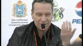 Кипелов - пресс-конференция группы на фестивале