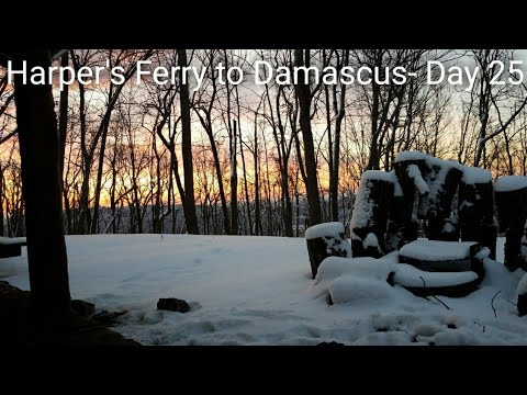 Harper's Ferry to Damascus- Day 25 Appalachian Trail 2018