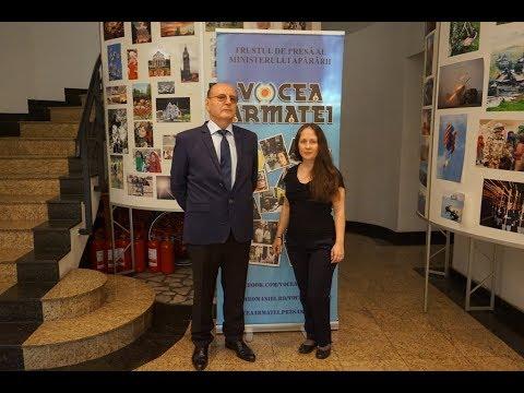 Amprente 9 11 2018 cu Irina Spilcă și  Dumitru Constantin Dulcan mp3