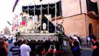 Easter Prozession Semana Santa Palma de Mallorca Palma Osterprozession