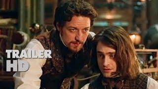 Victor Frankenstein Official Film Trailer 2015 - Daniel Radcliffe, James McAvoy Movie HD