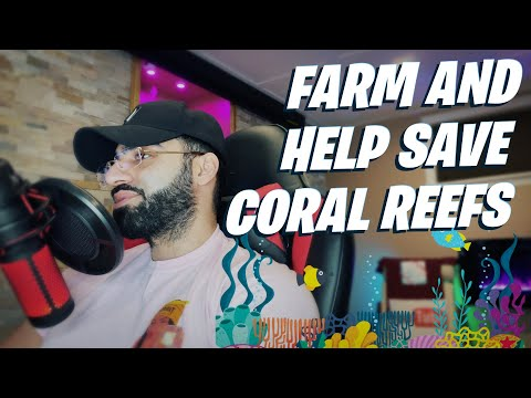 CORAL FARM IS