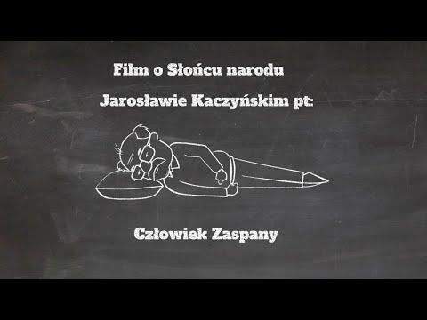 Człowiek zaspany - Film o Jarosławie Kaczyńskim