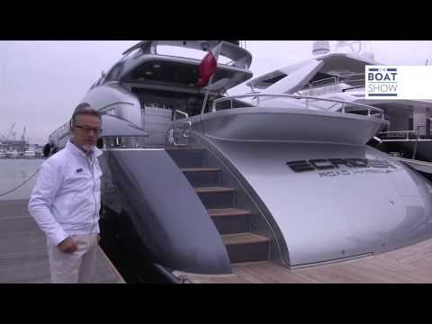 AB 116 ECRIDER_AB YACHTS_FIPA GROUP_GENOVA 2013@ THE BOAT SHOW TV