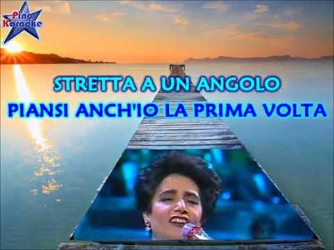 Mia Martini - Gli Uomini Non Cambiano ( Karaoke  -3 Semitoni)