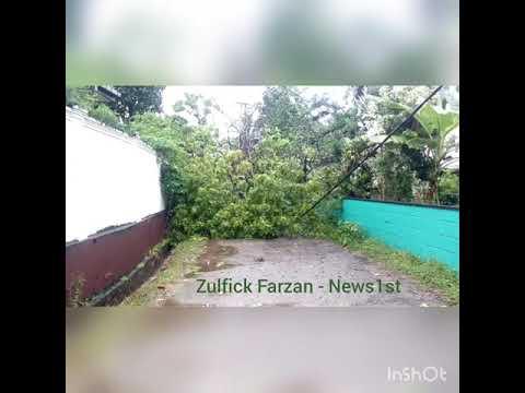 Adverse Weather - November Sri Lanka