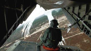 Staublandungen und Flugabwehrraketen - Training mit der CH-53 - Bundeswehr