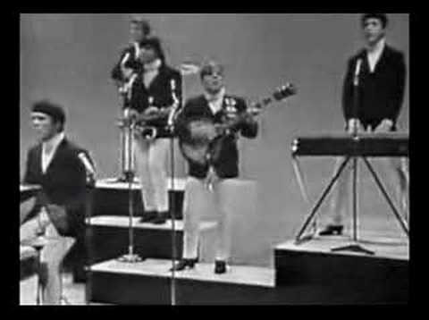 Dave Clark FiveEverybody Knows Shindig 1964