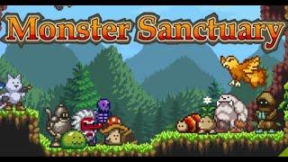 Monster Sanctuary Full Gameplay Walkthrough