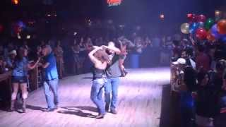 Cowboys Red River Traditional Dance Contest 2014