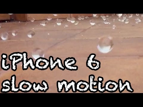 iphone slow motion iphone 6 motion test hd 240fps 3949