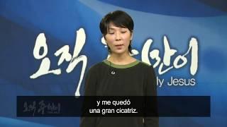 El cáncer es el regalo  que me dio Dios : Jeong-Eun Cheon, Iglesia Hanmaum