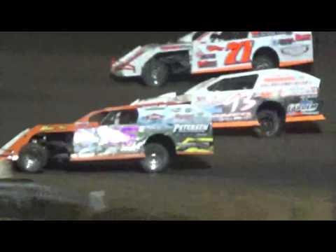 $3,000 to Win IMCA Mod Feature Dubuque Speedway Dubuque Iowa 10/1/16