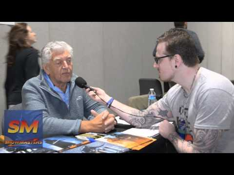 Interview with David Prowse (DARTH VADER) at Manchester Film and Comic Con