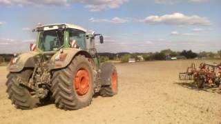 Трактор Фент загруз, приколы