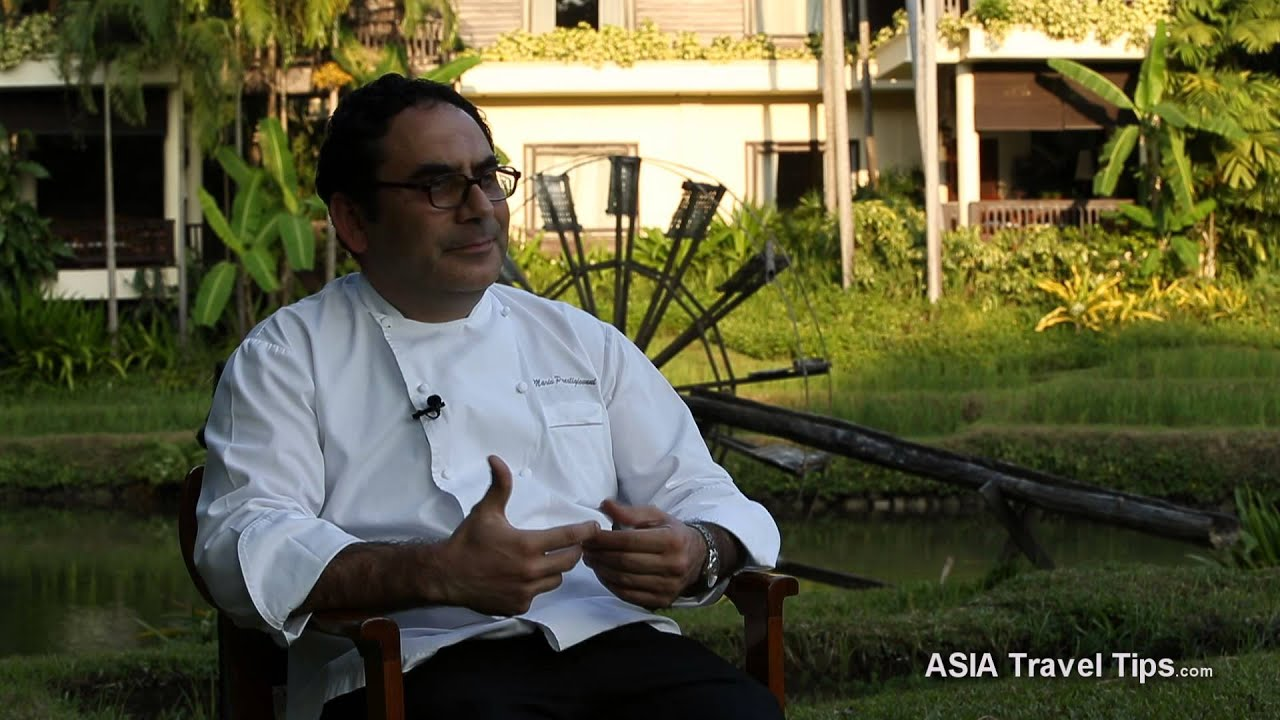 four seasons resort chiang mai interview executive chef hd four seasons resort chiang mai interview executive chef hd