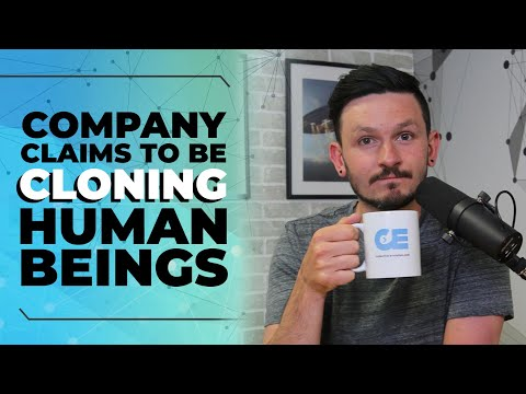 Raelian Linked Company Claims To Be Cloning Human Beings