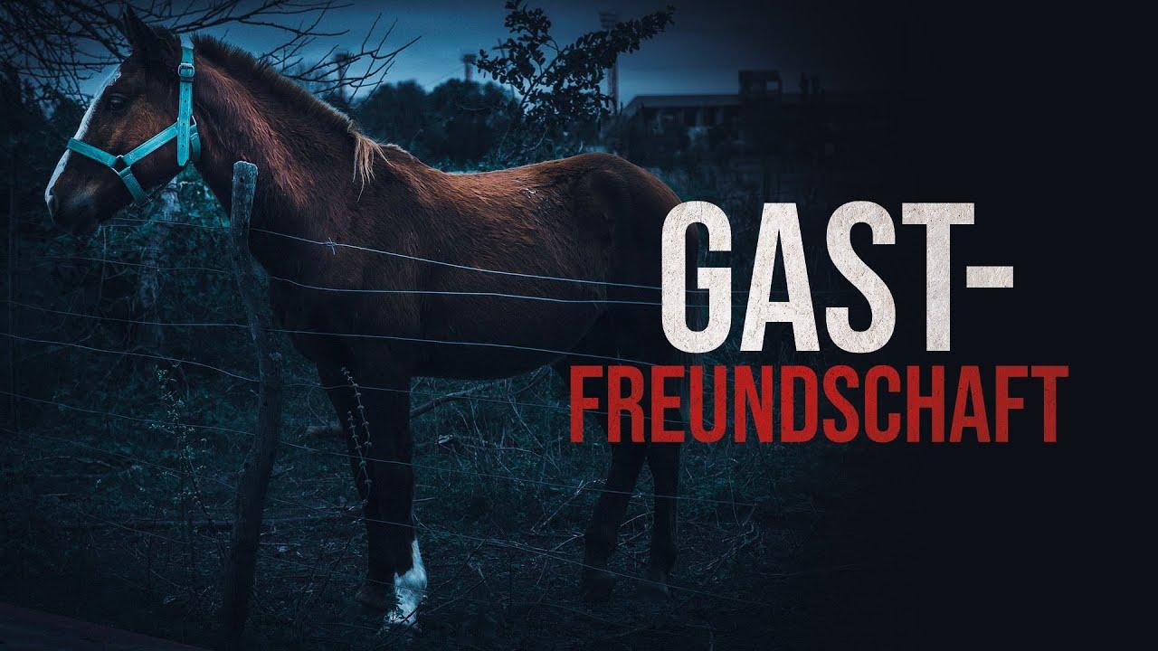 "Creepypasta ""Gastfreundschaft"" German/Deutsch"