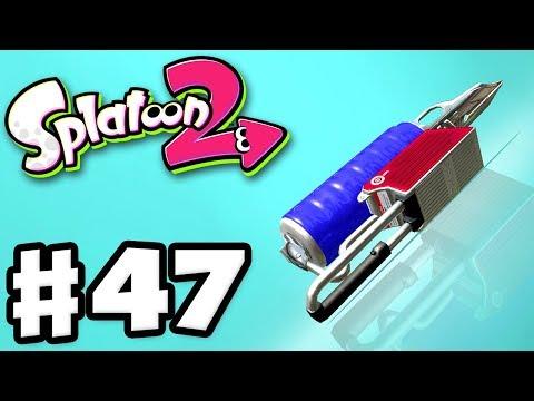 Splatoon 2 - Gameplay Walkthrough Part 47 - Flingza Roller! (Nintendo Switch)