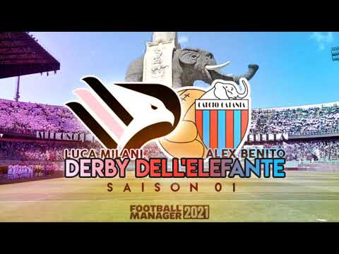 Le grand Derby ! | Palermo v Catania | Serie C | Saison 01 | Carrière Multi ft. Jaaks