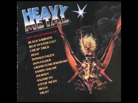 HEAVY METAL-Devo-Workin' in a Coal Mine
