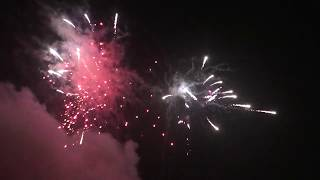 High Kick (China Red) Demo Ano Vuurwerk Milheeze 2019