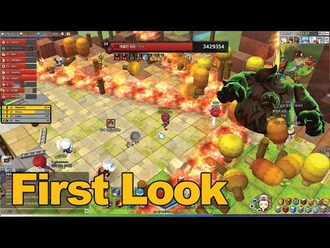 MapleStory 2 Gameplay First Look – MMOs.com