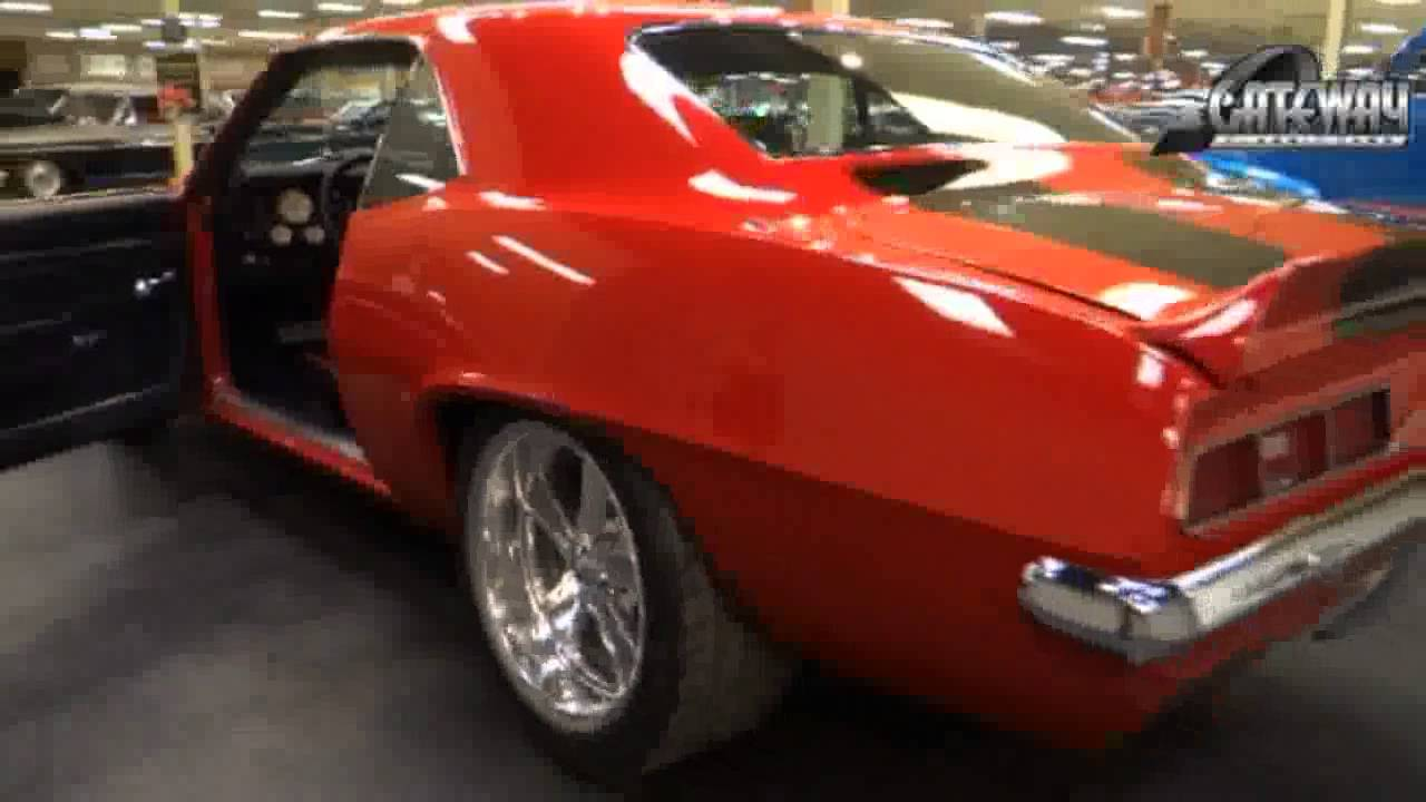 1969 Chevrolet Camaro For Sale At Gateway Classic Cars