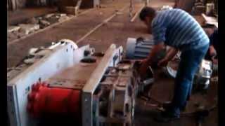 Работа редуктора СП 202 (55 кВт) скребкового конвейера(, 2013-01-02T16:39:15.000Z)