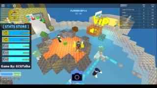 Wie zu fliegen und haben Codes in Sky Wars auf ROBLOX