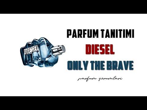 Diesel Only The Brave / Parfüm Tanıtımı Ve Inceleme Yorumu