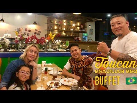 Toucan Brazilian BBQ Buffet Festival Mall Alabang | Churrascaria Manila