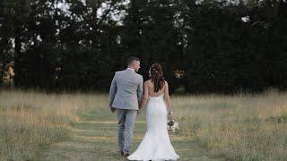 Mr & Mrs Staunton - Cinematic Wedding Film // AK Films