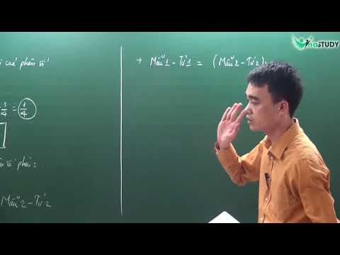 [Toán Nâng Cao Lớp 4] - Bài Toán So Sánh Phân Số - Thầy Nguyễn Thành Long