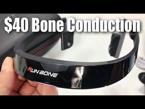 6eda3261fde Cheap Bluetooth Wireless Bone-Conduction Headphones by Runbone Review