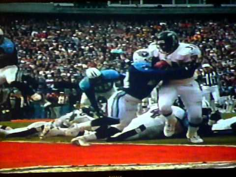 Ravens vs. Titans 2000/01 AFC Divisional Playoffs
